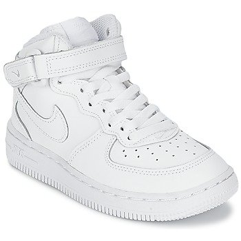 Nike Zapatillas AIR FORCE 1 MID para niña